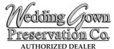 Wedding Gown Preservation Co Authorized Dealer