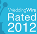 2012 Wedding Wire Rated