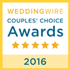 2016 Wedding Wire Rated